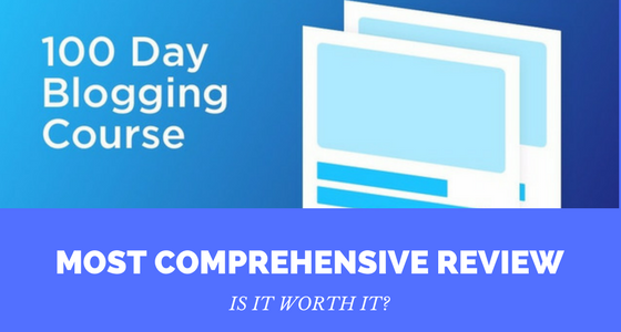 100 Day Blogging Course Review