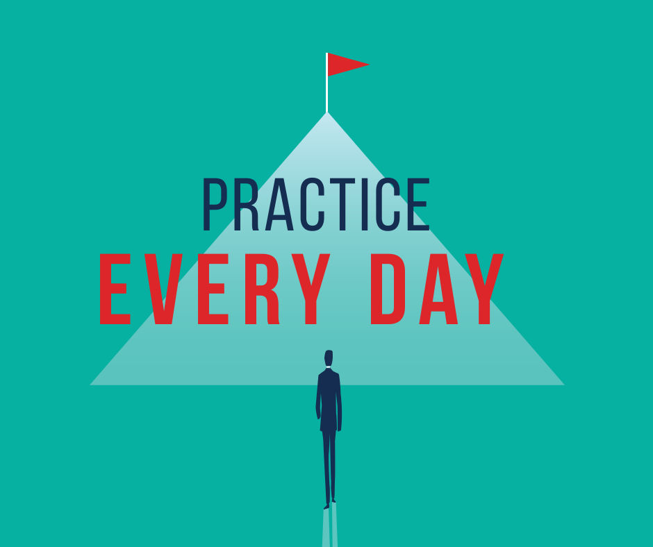 Practice Everyday to improve your digital marketing skills