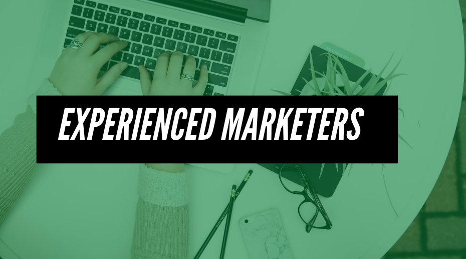 Other notable courses by experienced marketers