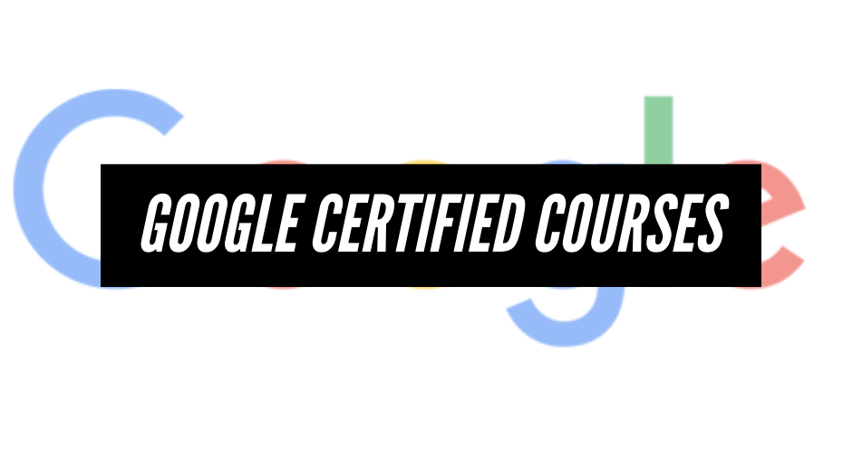 Google free courses online